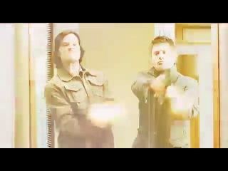 shut 'em down � supernatural for saskia